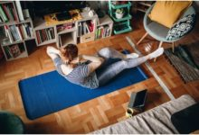Photo of Stuck At Home? Try Online Yoga With Glo