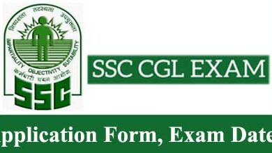 Photo of SSC CGL 2020 notification and posts