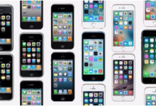 Photo of The Evolution of the iPhone