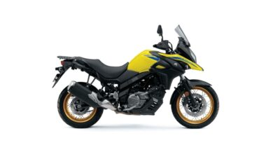 Photo of BS6 Suzuki V-Strom 650 XT launched in India