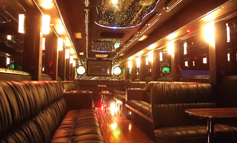 Photo of Parties and The Most Effective Arrangements: The Party Buses