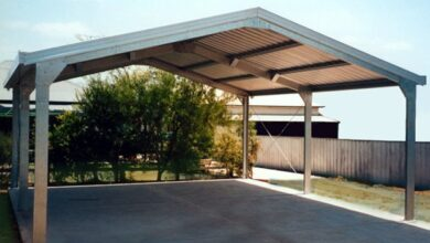Photo of Types Of Carports Designs You Can Aim For Protecting Your Car