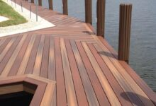 Photo of Facts About the Types of Decking Material For Your Dock