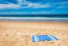 Photo of Top 5 Soft and Quick-Drying Beach Towels