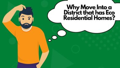 Photo of Why Move Into a District that has Eco Residential Homes?