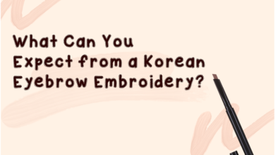 Photo of What Can You Expect from a Korean Eyebrow Embroidery?