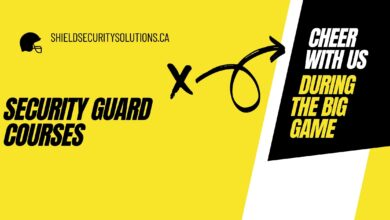 Photo of Become a Security Guard