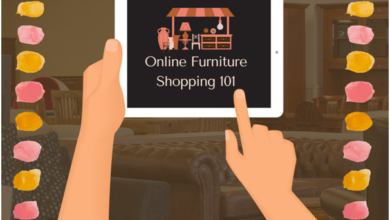 Photo of Starter Kit for First Time Online Furniture Shop Buyers