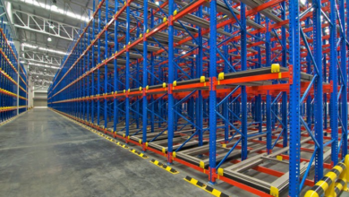Photo of The Benefits of Pallet Racks