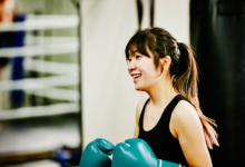 Photo of Boxing for More Than Health