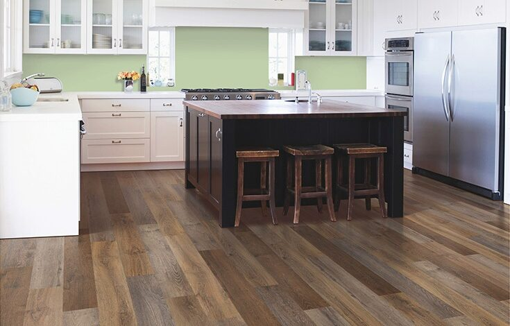 Photo of Regular flooring solutions for the kitchen