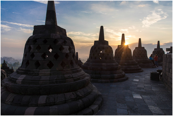 Photo of A Guide From Yogyakarta to Borobudur By Bus